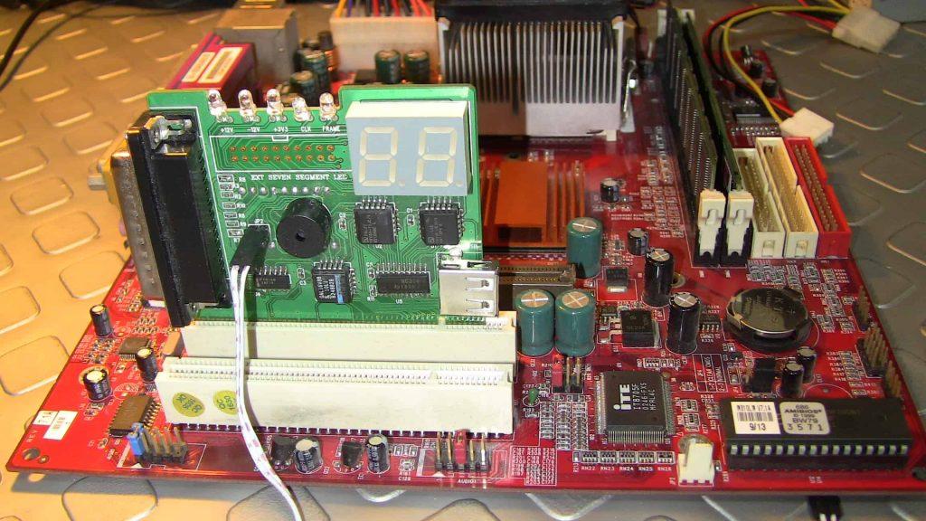 El Bios es el circuito que inicia el arranque de una computadora moderna