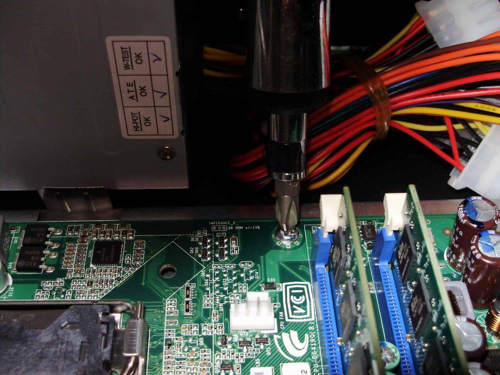 Entender como funciona una computadora es elemental en el trabajo de reparaciones y manejo de programas de cómputo